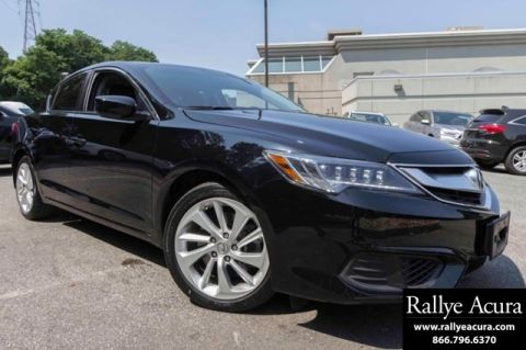 Certified Used Acura ILX with Premium Package