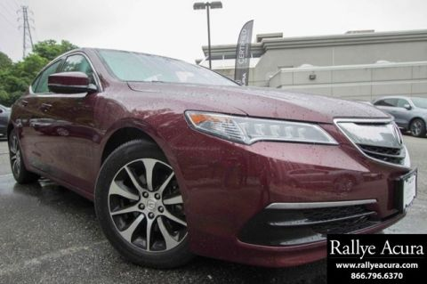 Used Acura TLX 2.4L  BASE