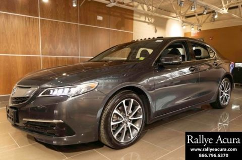 Used Acura TLX SH-AWD V6 Tech