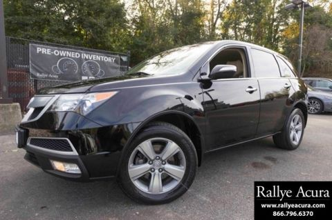 Used Acura MDX 3.7L AWD