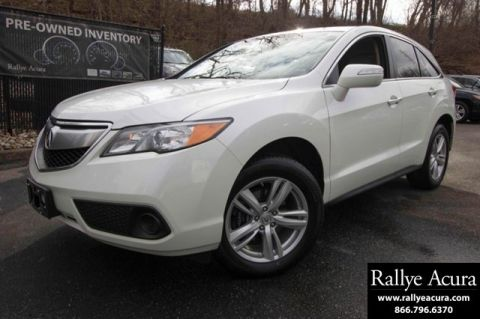 Used Acura RDX AWD BASE