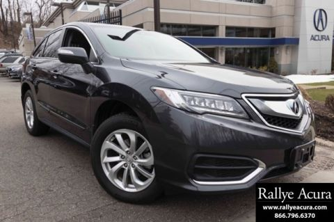 Used Acura RDX AWD TECH PLUS A/W