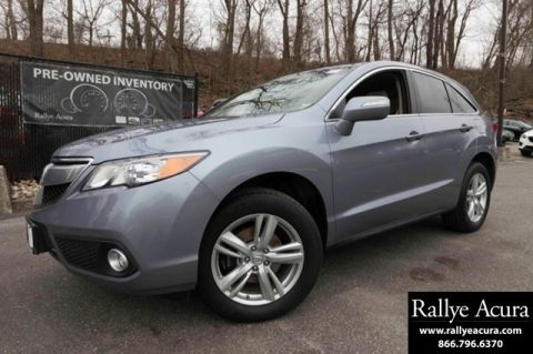 Used Acura RDX AWD Technology Package