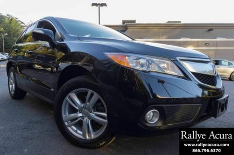 Used Acura RDX Tech Pkg