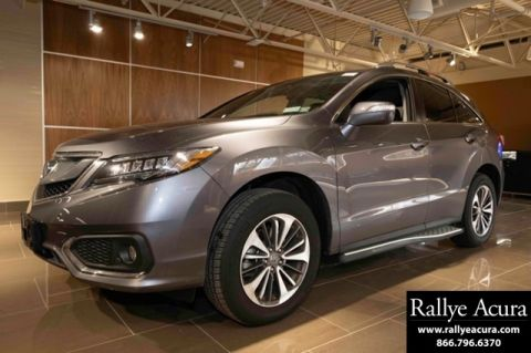 Used Acura RDX Advance Package