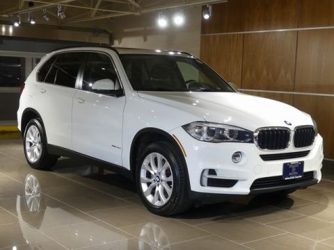 Used BMW X5 xDrive35i