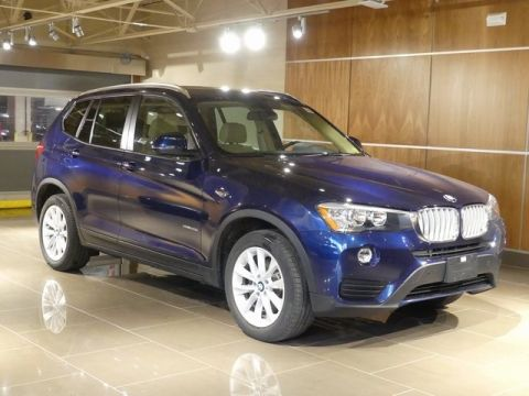 Used BMW X3 xDrive28i