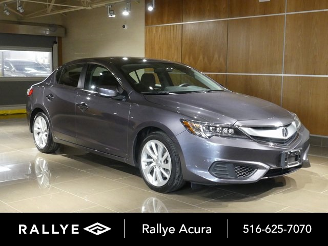 Acura Sedan 2017 >> Pre Owned 2017 Acura Ilx 2 4l 4d Sedan