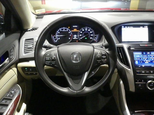 Certified Pre-Owned 2017 Acura TLX 3.5 V-6 9-AT SH-AWD with Technology Package