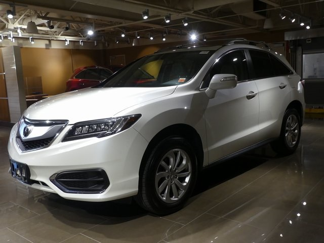 Certified Pre-Owned 2017 Acura RDX AWD