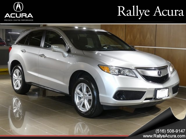 Certified PreOwned Acura RDX AWD D Sport Utility In Roslyn - Acura rdx lease prices paid