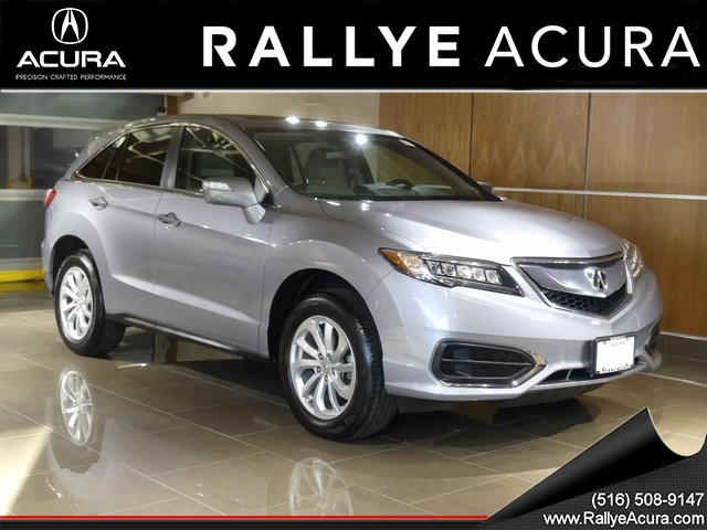 Certified Pre-Owned 2016 Acura RDX AWD with Technology and AcuraWatch Plus Packages