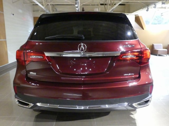 Pre-Owned 2018 Acura MDX 3.5L