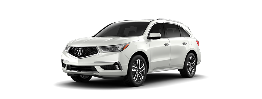 Mdx Cash Back >> New 2019 Acura Mdx Sport Hybrid Sh Awd With Advance Package Sport