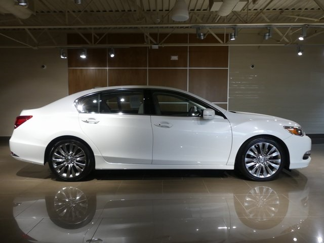 Certified Pre-Owned 2016 Acura RLX with Advance Package