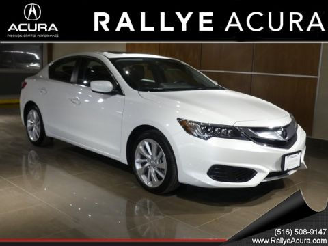 Pre-Owned 2017 Acura ILX Technology Package