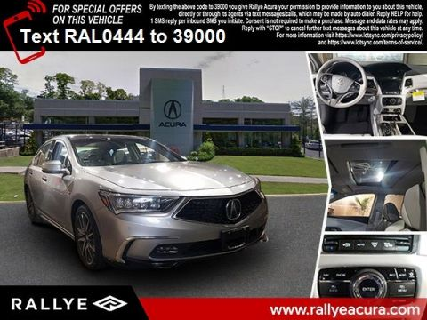 Pre-Owned 2020 Acura RLX Sport Hybrid Advance Package