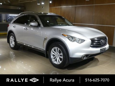 Pre-Owned 2012 INFINITI FX35 Base